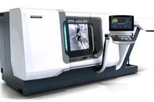 德马吉森机床CTX alpha 300