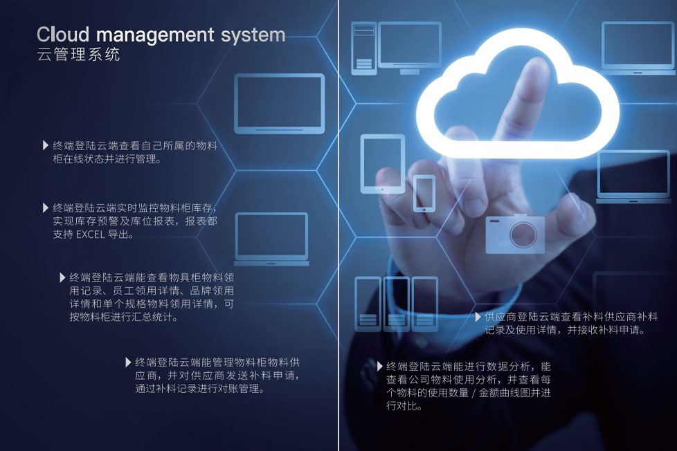 云管理系统